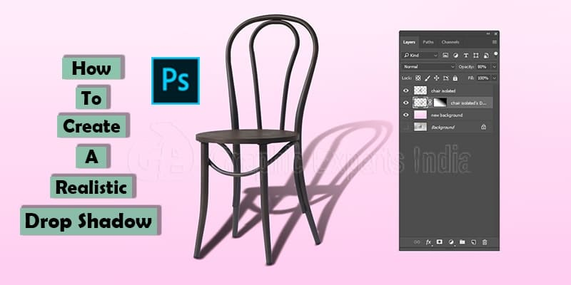 How to Add a Drop Shadow in Photoshop (Step by Step)